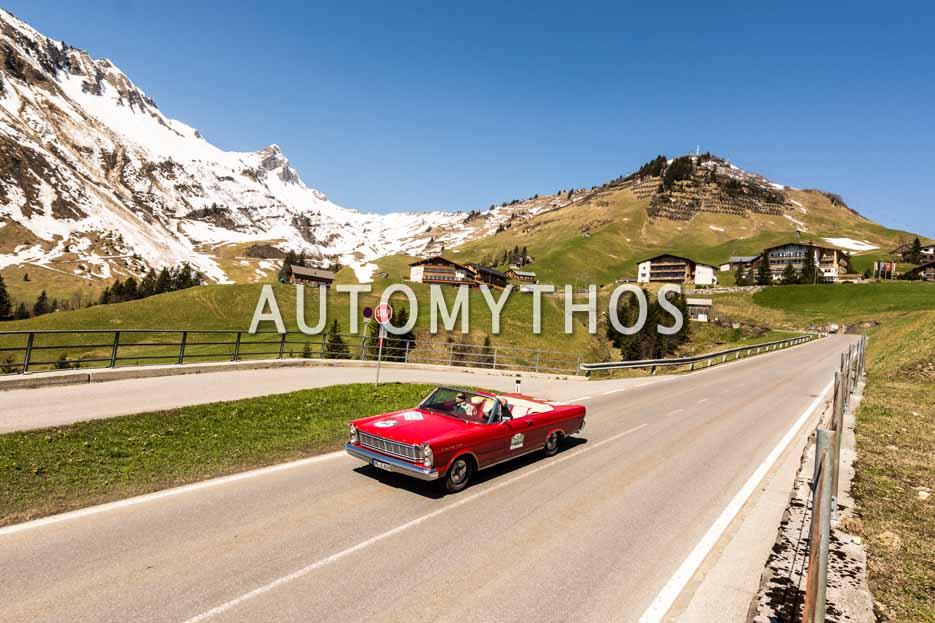 Automythos | 5. Bodensee Klassik 2016 | 54 | Christian Frank & Christina Anhalt | Ford Galaxie 500 XL