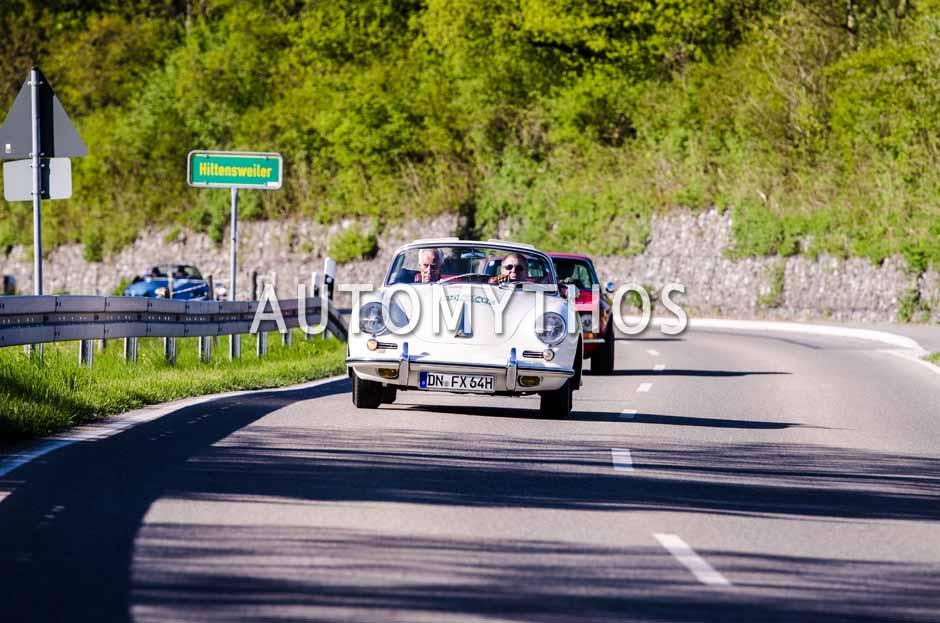 Automythos | 5. Bodensee Klassik 2016 | 56 | Werner Reifferscheidt & Wolfgang Obladen | Porsche 356 SC Cabriolet