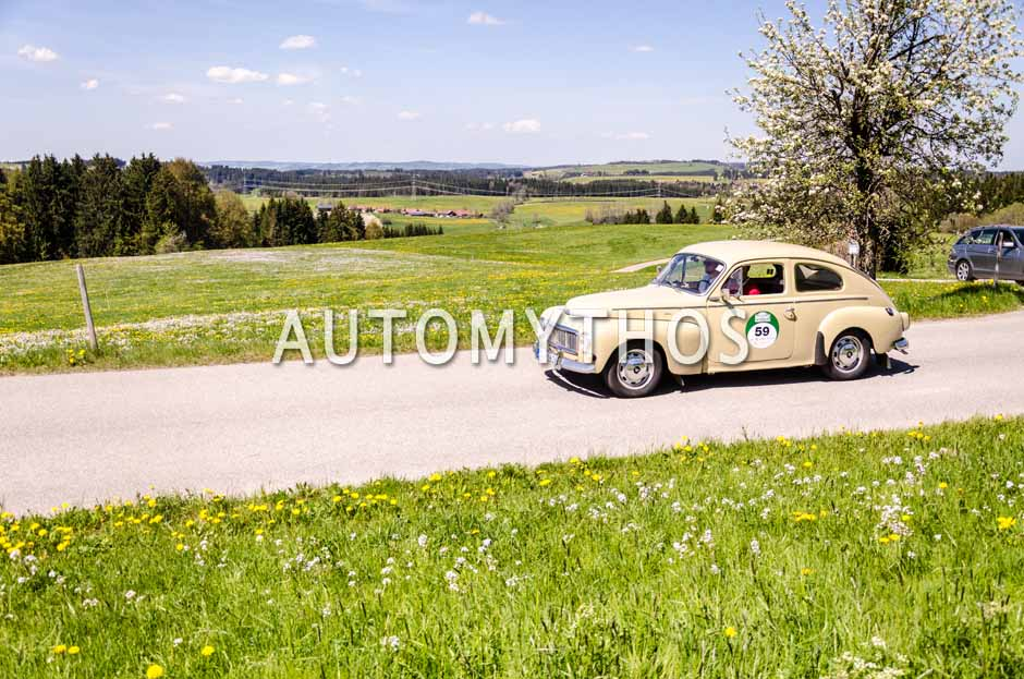 Automythos | 5. Bodensee Klassik 2016 | 59 | Felix Müller & Philipp Müller | Volvo PV544
