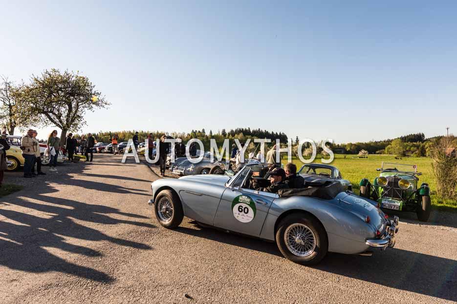 Automythos | 5. Bodensee Klassik 2016 | 60 | Dr. Thomas Krock & Frank Eikelder | Austin-Healey 3000 MK III
