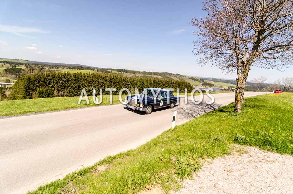 Automythos | 5. Bodensee Klassik 2016 | 63 | Holger Hanle & Sabine Rommel | Mercedes-Benz 300 SEL 6.3