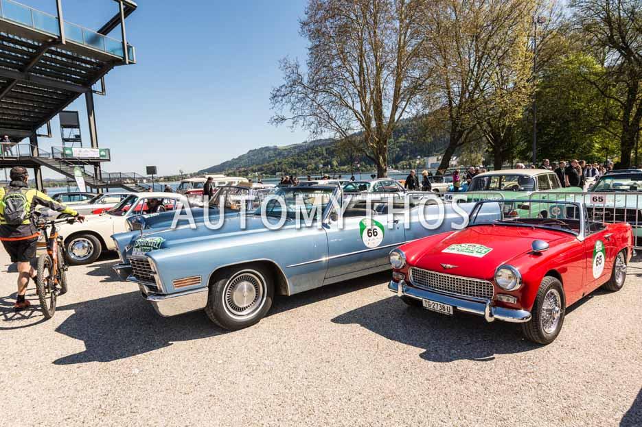 Automythos | 5. Bodensee Klassik 2016 | 65 | Ralf Kirstein & Sandra Huber | Austin-Healey Sprite