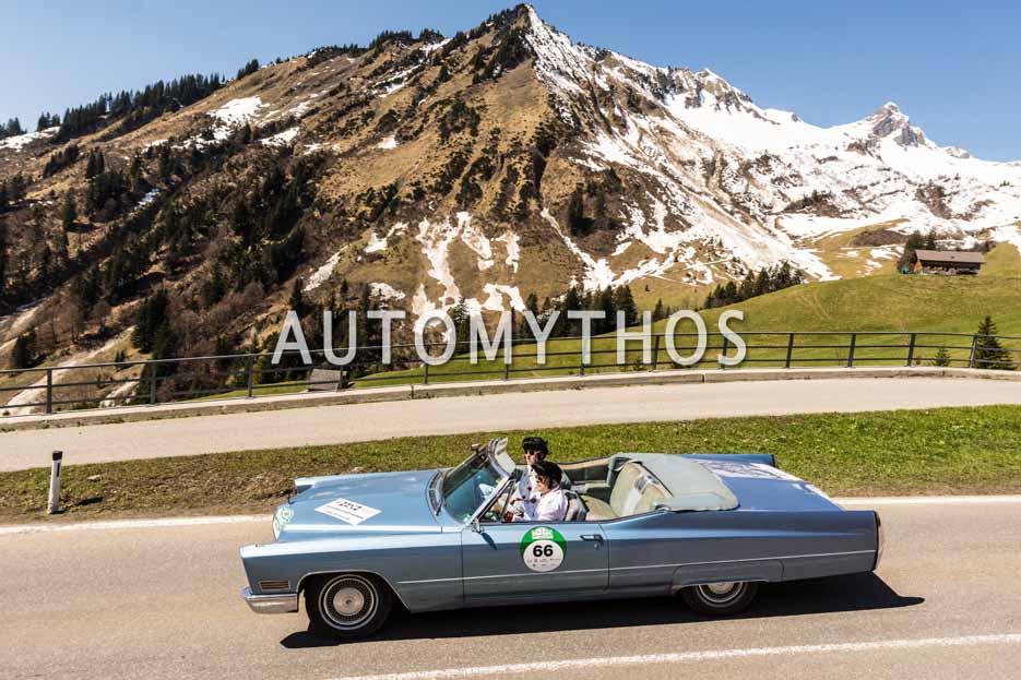 Automythos | 5. Bodensee Klassik 2016 | 66 | Christoph Hardelt & Marcel Hardelt | Cadillac DeVille