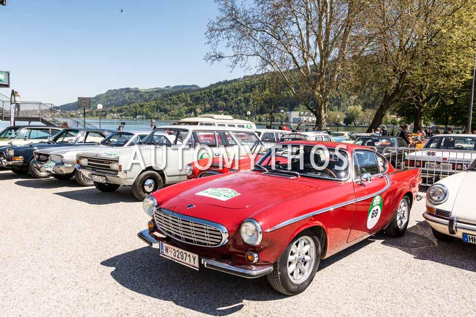 Automythos | 5. Bodensee Klassik 2016 | 69 | Hans Michael Bailer & Barbara Bailer | Volvo P1800 S