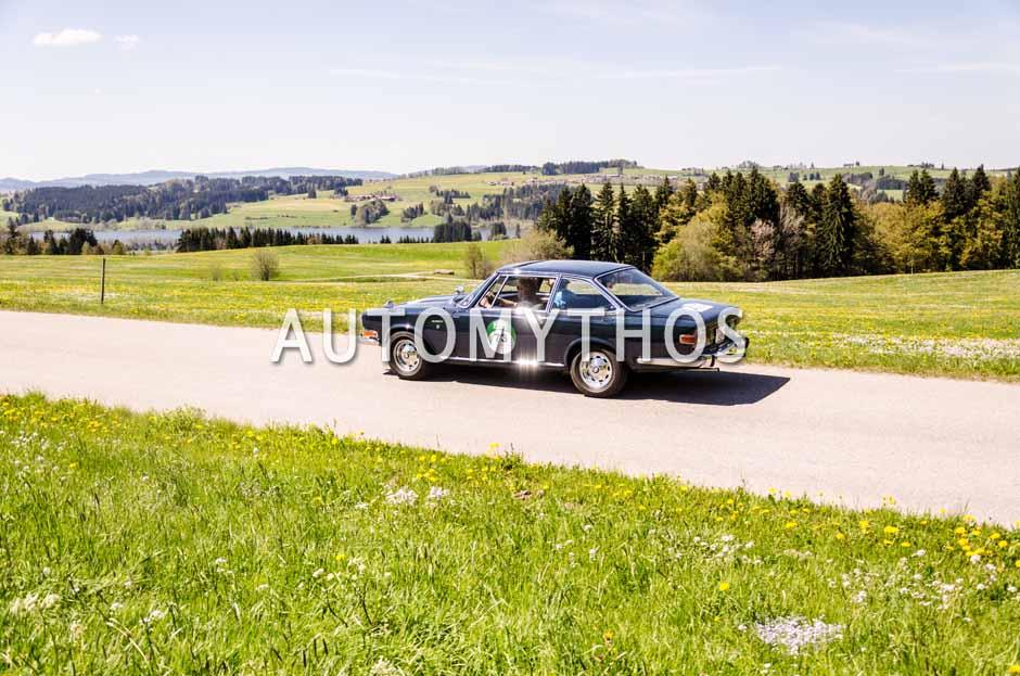 Automythos | 5. Bodensee Klassik 2016 | 73 | Heinz Eberhart & Roland Köhler | BMW (Glas) 3000 V8 & BMW 1600 Cabriolet