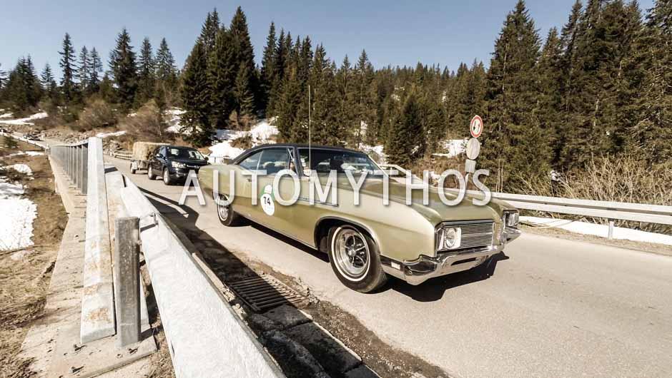 Automythos | 5. Bodensee Klassik 2016 | 74 | Markus Trojansky & Susan Bayer | Buick Le Sabre