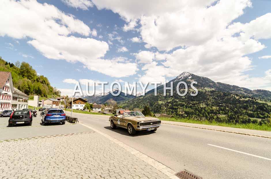 Automythos | 5. Bodensee Klassik 2016 | 75 | Holger Völsch & Dinah Buss | Chevrolet Camaro