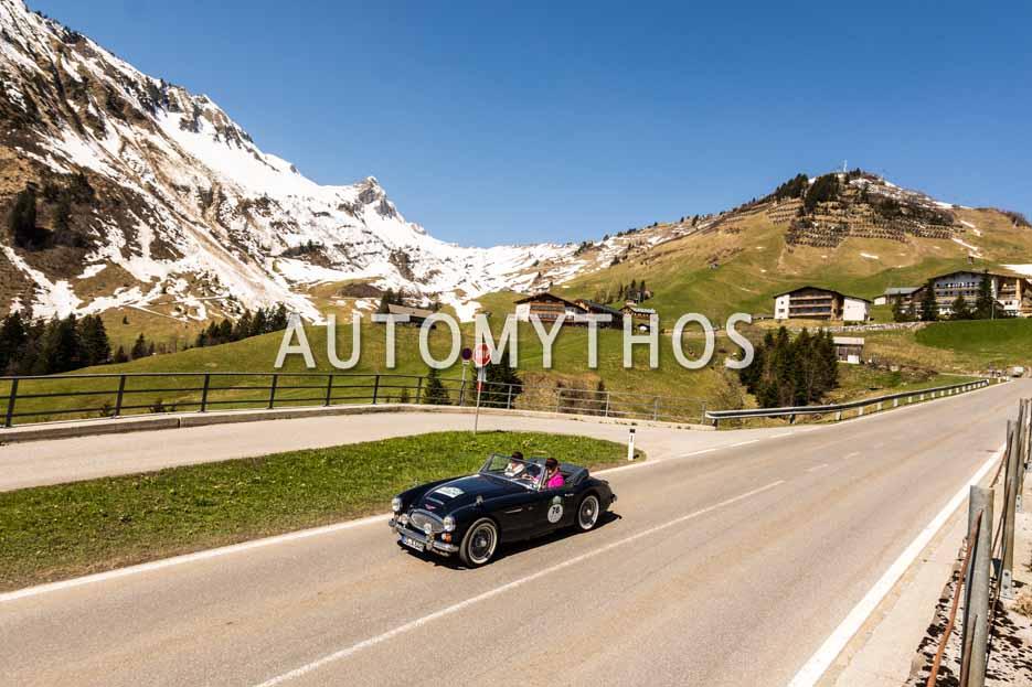 Automythos | 5. Bodensee Klassik 2016 | 76 | Kai-Uwe Matthies & Sigrid Matthies | Austin-Healey 3000 MK III