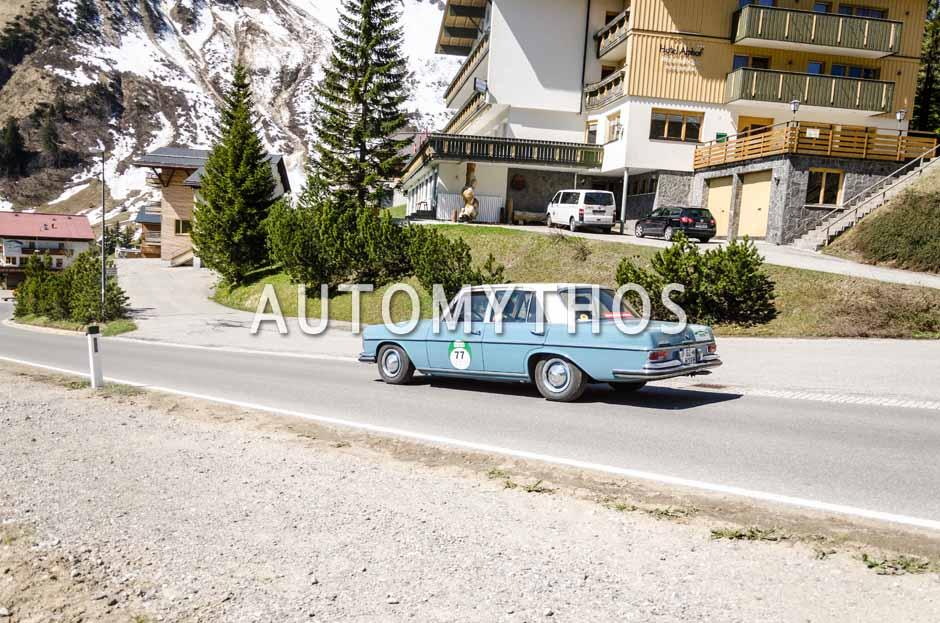 Automythos | 5. Bodensee Klassik 2016 | 77 | Reinhard Schade & Tina Gorschlüter | Mercedes-Benz 250 S