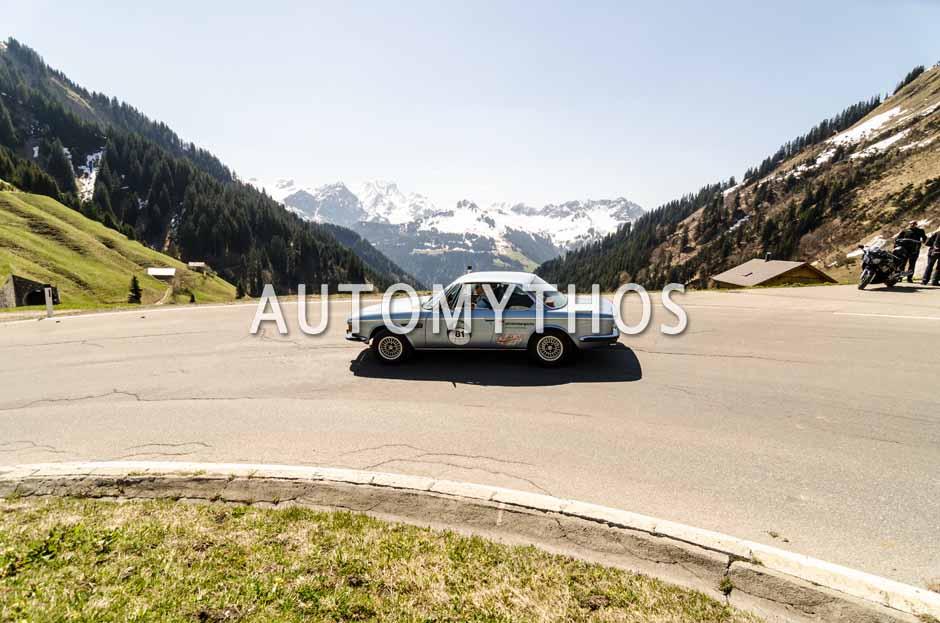 Automythos | 5. Bodensee Klassik 2016 | 81 | Hartmut Bader & Markus Neser | BMW 3.0 CS