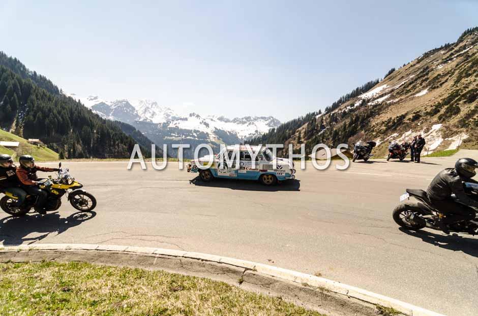 Automythos | 5. Bodensee Klassik 2016 | 84 | Yan Alexandre Damasiewicz & Quentin Fouvez | Skoda 1000 MB Rally
