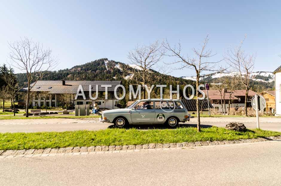 Automythos   5. Bodensee Klassik 2016   85   Carsten Möller & Antonio Tedesco   Volkswagen 411 LE Variant