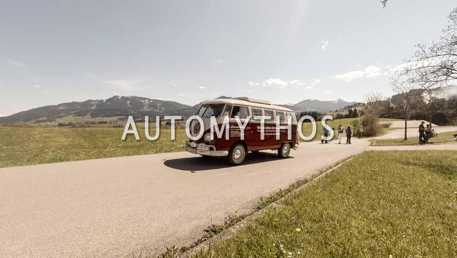 Automythos | 5. Bodensee Klassik 2016 | 86 | Beate Reinhold & Jürgen Reinhold | Volkswagen T1