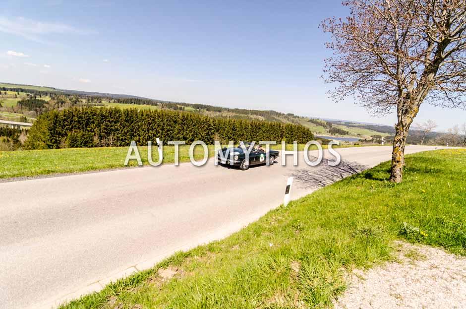 Automythos   5. Bodensee Klassik 2016   89   Herbert Müller & Paul Hofer   Triumph Spitfire MK III