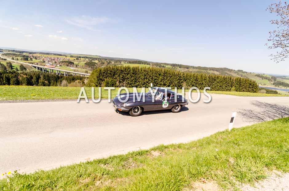 Automythos | 5. Bodensee Klassik 2016 | 92 | Kai Eckert & Kirsten Harnisch-Eckert | Jaguar E-Type Series 2
