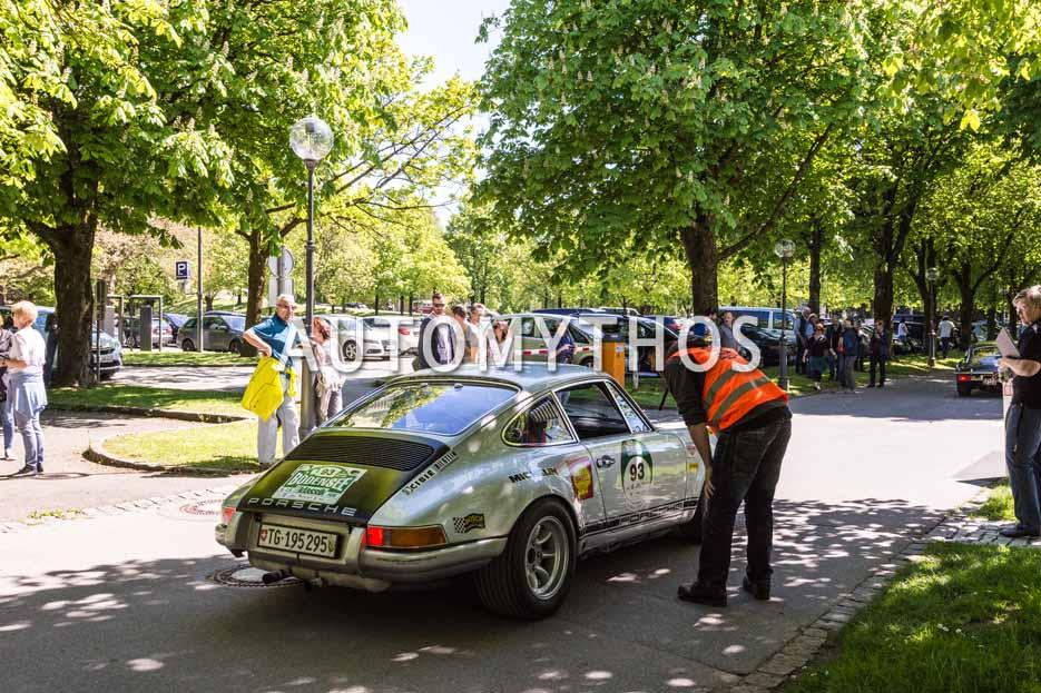 Automythos | 5. Bodensee Klassik 2016 | 93 | Dr. Oliver Vietze & Kristiane Vietze | Porsche 911