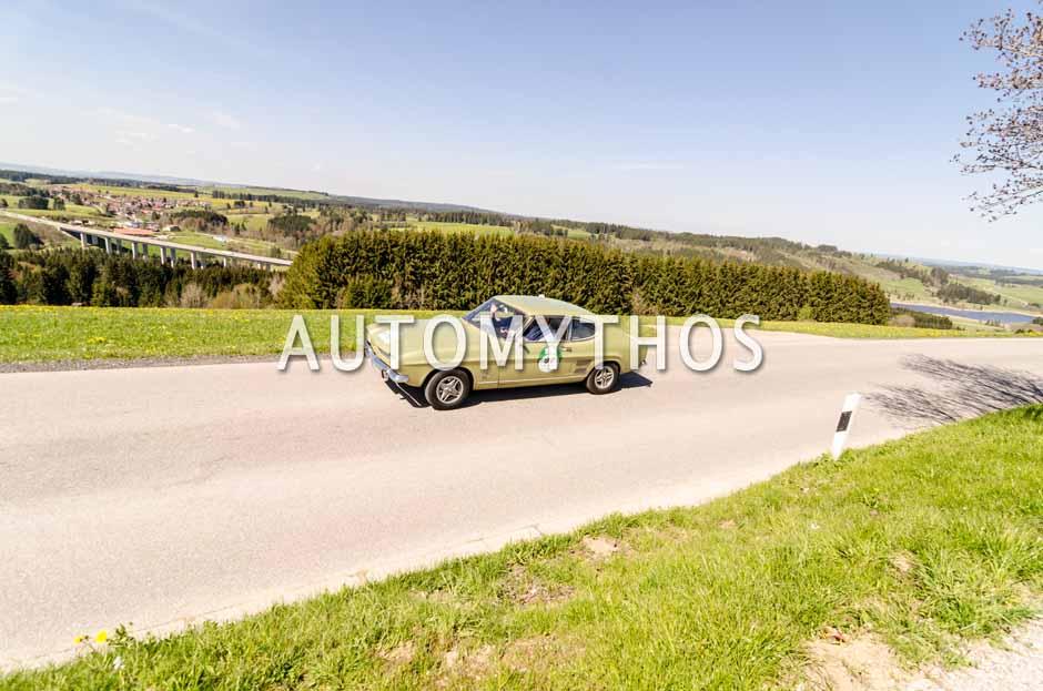 Automythos | 5. Bodensee Klassik 2016 | 97 | André Preiß & Bernd Volkens | Ford Capri 1600 GT MK 1