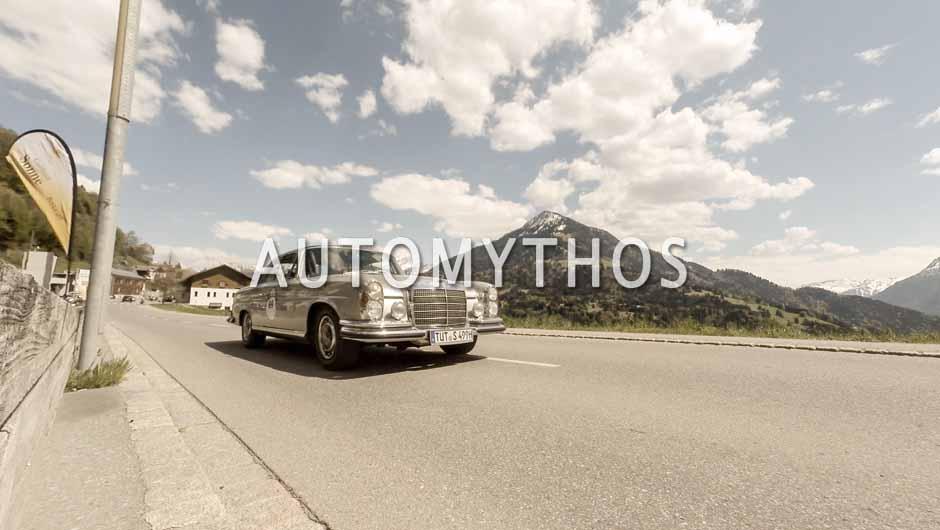 Automythos | 5. Bodensee Klassik 2016 | 99 | Dominik Schuhmacher & Michael Reisbeck | Mercedes-Benz 280 SE