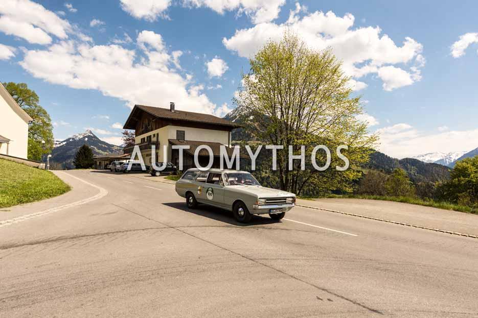 Automythos | 5. Bodensee Klassik 2016 | 100 | Stephan Schlueter & Carsten Zwerg | Alfa Romeo Montreal & Opel Rekord