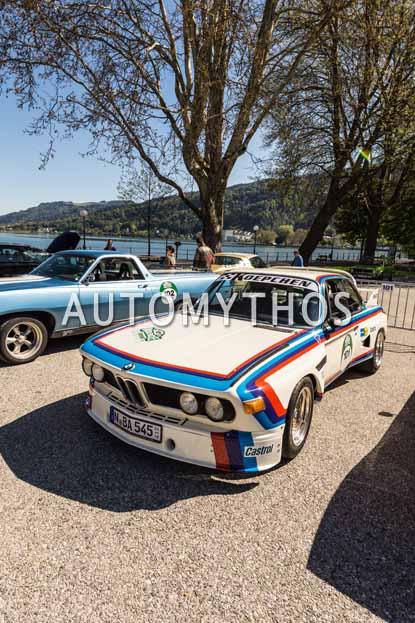 Automythos   5. Bodensee Klassik 2016   101   Laszlo Nagy & Peter Szabó   BMW 2800 CS