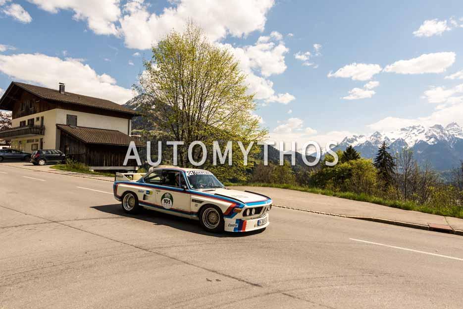 Automythos | 5. Bodensee Klassik 2016 | 101 | Laszlo Nagy & Peter Szabó | BMW 2800 CS