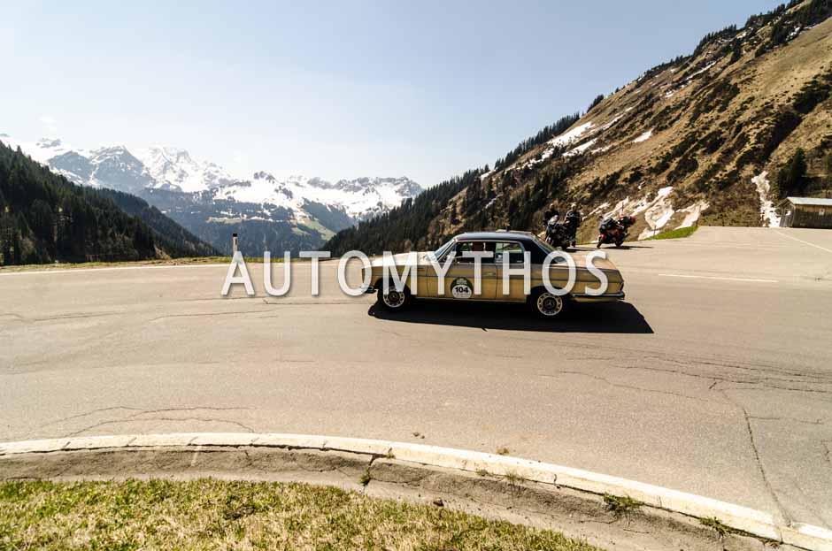 Automythos | 5. Bodensee Klassik 2016 | 104 | Matthias Urbach & Stefan Henning | Mercedes-Benz 250 CE