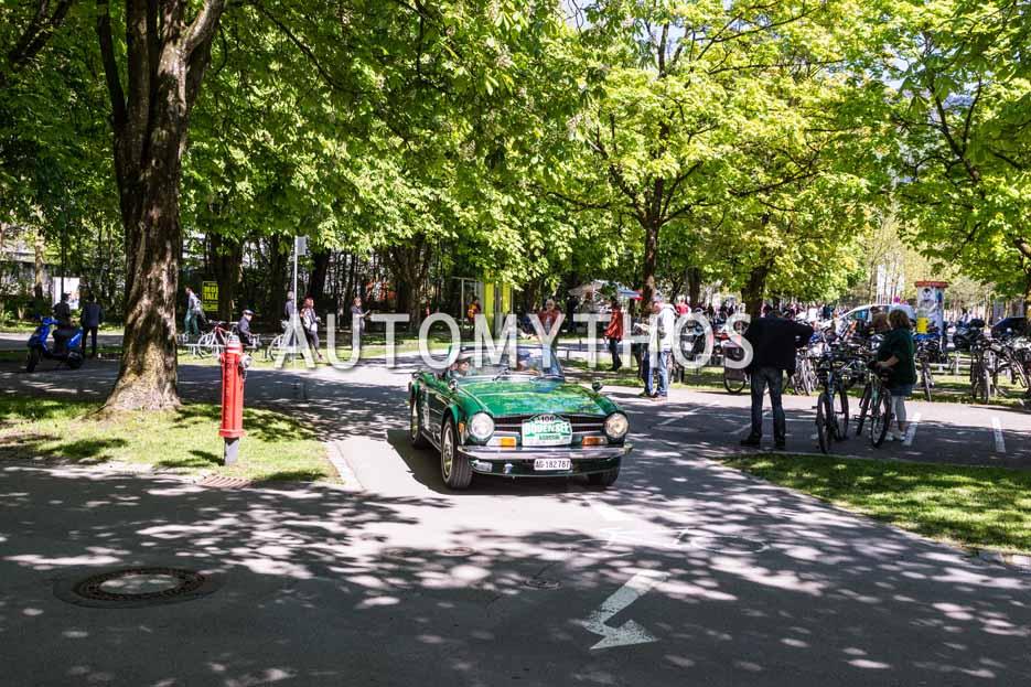 Automythos | 5. Bodensee Klassik 2016 | 106 | Frank Wiedemeijer & Karin Berger | Triumph TR6 PI