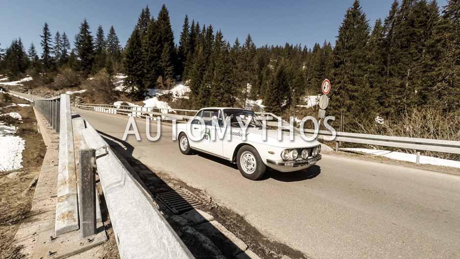 Automythos | 5. Bodensee Klassik 2016 | 110 | Hanno Mayr & Fuzzy Walter Kofler | Lancia Fulvia Coupé 1.3 S
