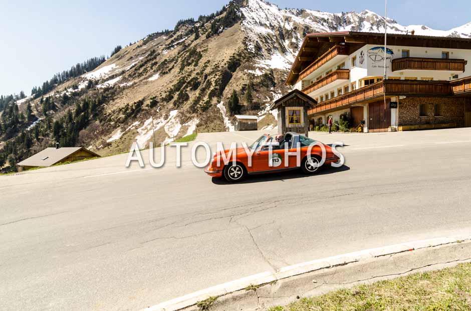 Automythos | 5. Bodensee Klassik 2016 | 113 | Jörg Kaffanke & Petra Kaffanke | Porsche 911 T 2.4 Targa