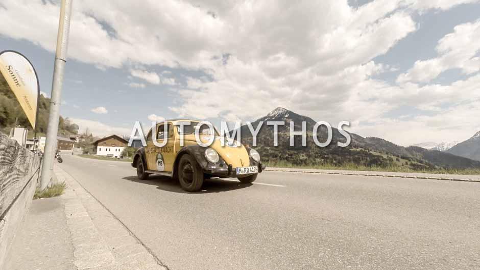 Automythos | 5. Bodensee Klassik 2016 | 115 | Peter Martin & Susanne Kamrath | Volkswagen 1200