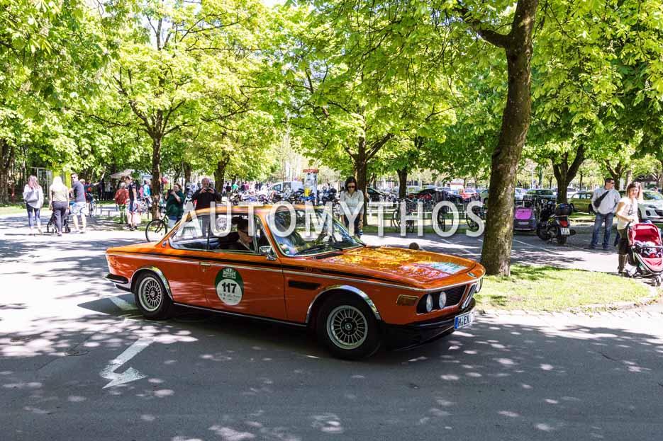 Automythos | 5. Bodensee Klassik 2016 | 117 | Klaus Kirchheim & Martina Laschke | BMW 3.0 CSL