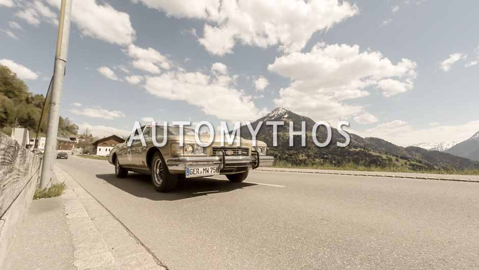 Automythos | 5. Bodensee Klassik 2016 | 119 | Andreas Müller-Witt & Patricia Müller-Witt | Buick Riviera GS Stage1