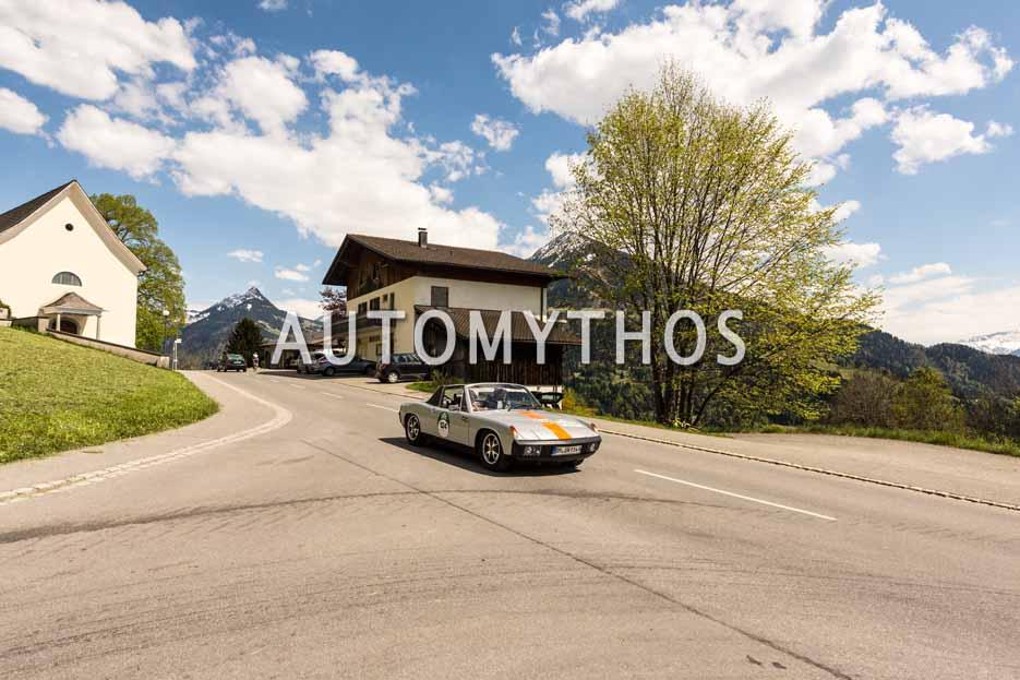 Automythos | 5. Bodensee Klassik 2016 | 124 | Dr. Urban Wefers & Arthur Oster | Volkswagen-Porsche 914/4