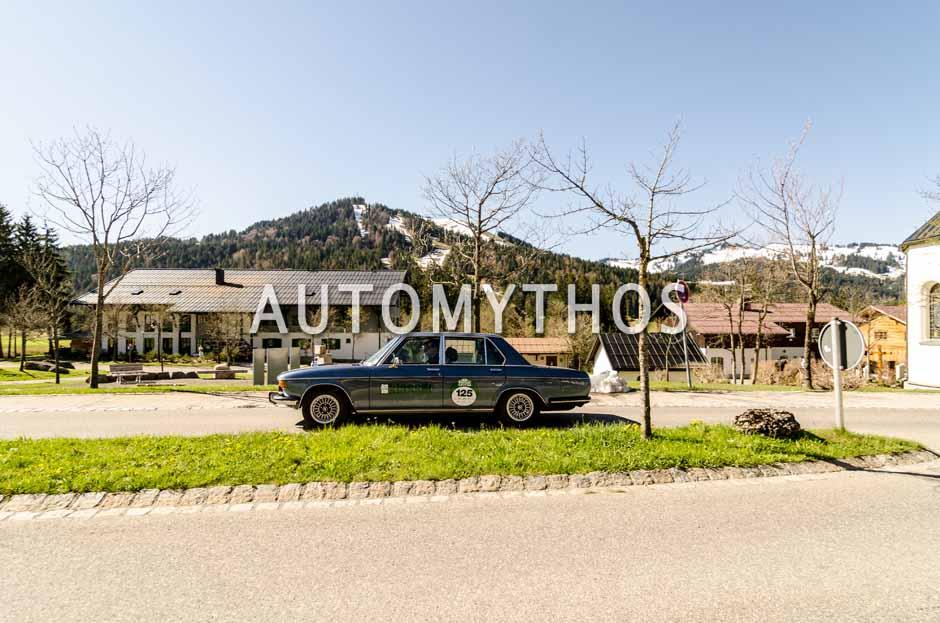 Automythos | 5. Bodensee Klassik 2016 | 125 | Lukas Hambrecht & Michael Struve | BMW 3.0 Si