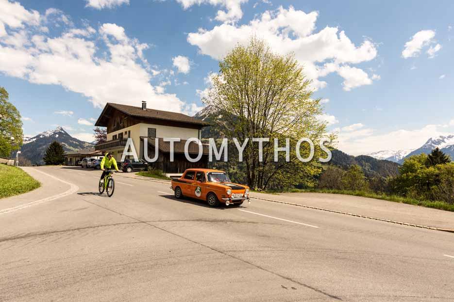 Automythos | 5. Bodensee Klassik 2016 | 128 | Peter Heidegger & Carolin Gomm | Chrysler-Simca Rally 2