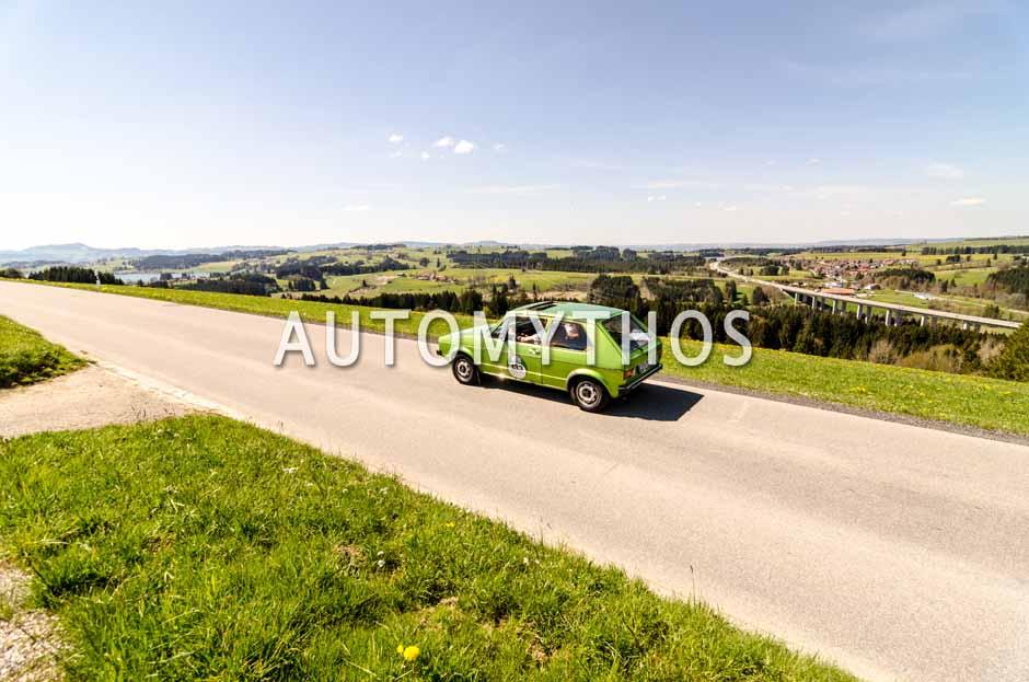 Automythos | 5. Bodensee Klassik 2016 | 133 | Christoph Ade & Thilo Ade | Volkswagen Golf I
