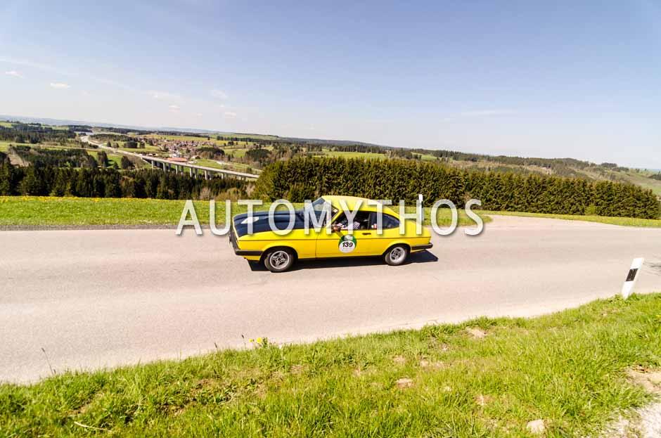 Automythos | 5. Bodensee Klassik 2016 | 139 | Felice Strüby & Mario Pianezzi | Ford Capri 1600