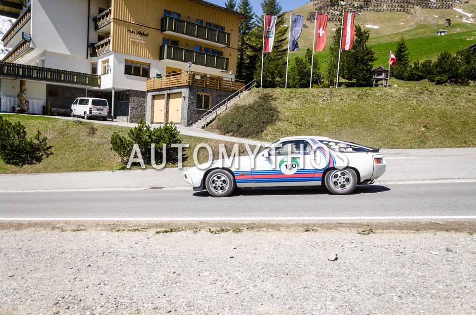 Automythos | 5. Bodensee Klassik 2016 | 140 | Alfred Knittel & Frank Abel | Volkswagen 1303 LS Cabriolet & Porsche 928