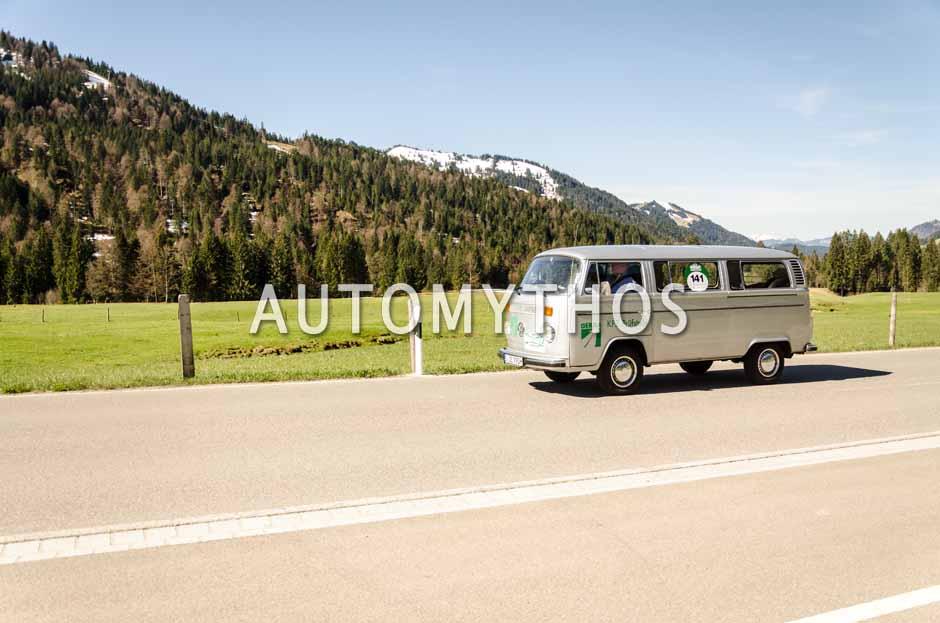Automythos | 5. Bodensee Klassik 2016 | 141 | Clemens Klinke & Friedhelm Schwicker | Volkswagen T2