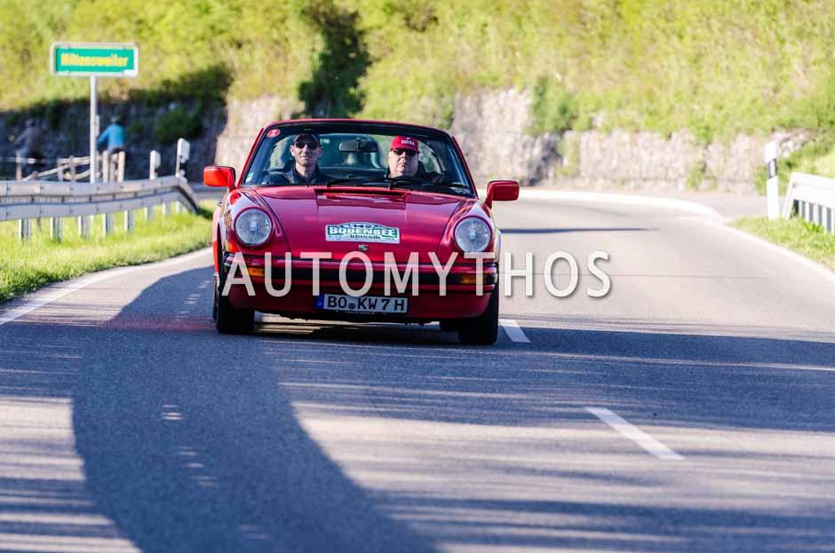 Automythos | 5. Bodensee Klassik 2016 | 142 | Kai Wicke & Sven Döring | Porsche 911 Targa