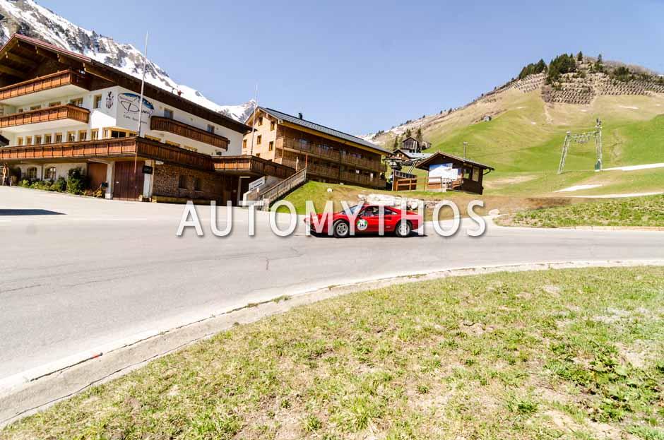 Automythos   5. Bodensee Klassik 2016   143   Wendelin Eberhard & Justin Eberhard   Alfa Romeo Alfetta GTV 2000 & Ferrari 308 GTBi