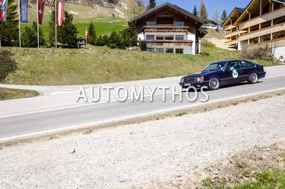 Automythos | 5. Bodensee Klassik 2016 | 145 | Hans-Joachim Seifert & Elke Seifert | Opel Monza A 1