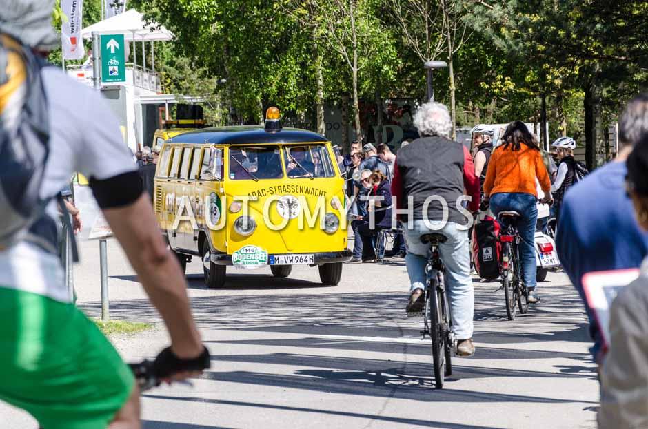 Automythos | 5. Bodensee Klassik 2016 | 146 | Team ADAC Klassik | Volkswagen T1 Strassenwacht