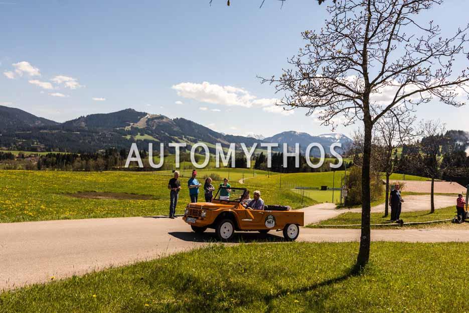 Automythos | 5. Bodensee Klassik 2016 | 147 | Ralf Böcking & Corinna Böcking | Citroën Méhari