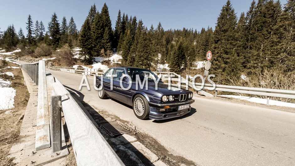 Automythos | 5. Bodensee Klassik 2016 | 152 | Gerd Kerscher & Christiane Kerscher | Alpina B6 2.8 E30