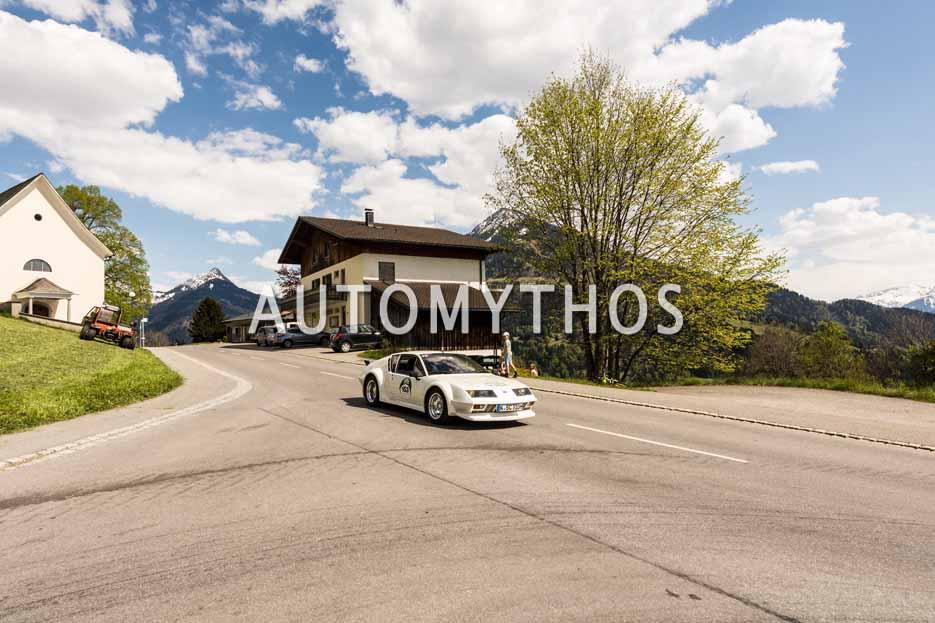 Automythos | 5. Bodensee Klassik 2016 | 153 | Thomas May-Englert & Angelika Emmerling | Alpine A310
