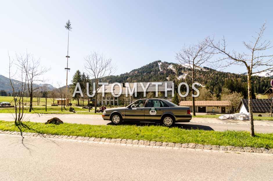 Automythos | 5. Bodensee Klassik 2016 | 161 | Jörg Reichle & Thomas Frank | Audi V8
