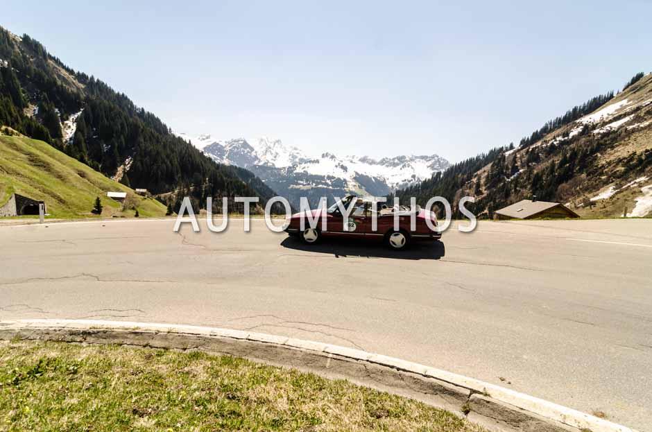 Automythos | 5. Bodensee Klassik 2016 | 162 | Dirk Kolfhaus & Kerstin Terkhorn | Saab 900 Turbo 16 S Cabriolet