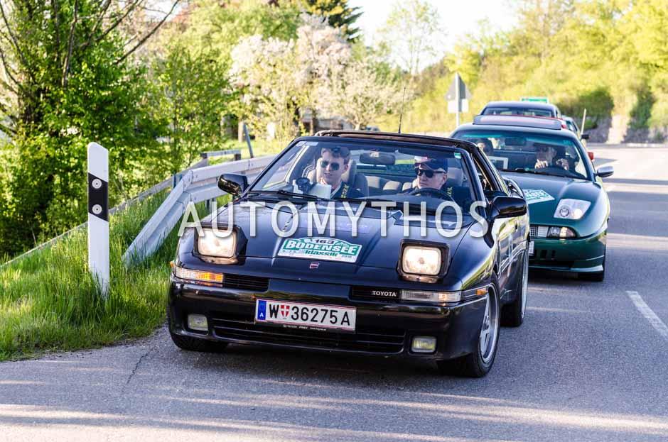 Automythos | 5. Bodensee Klassik 2016 | 163 | Oliver Drahosch & Adrian Drahosch | Toyota Supra