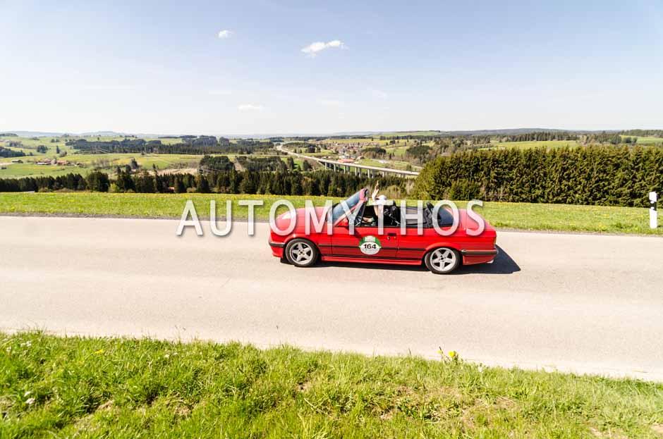 Automythos | 5. Bodensee Klassik 2016 | 164 | Matthias Kopka & Valentin Kopka | BMW 325i Cabriolet